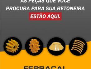 PEÇAS DE REPOSIÇÃO  PARA BETONEIRA AQUI!
