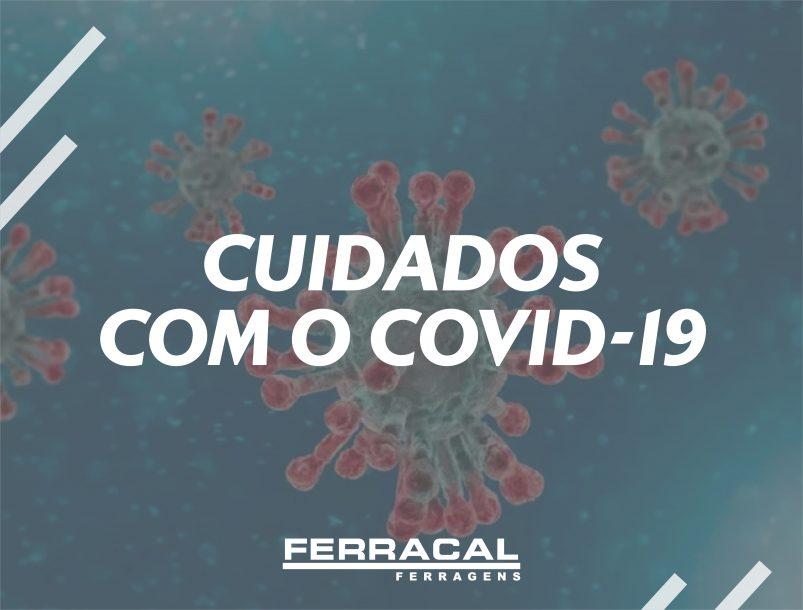 CUIDADOS COM O COVID-19