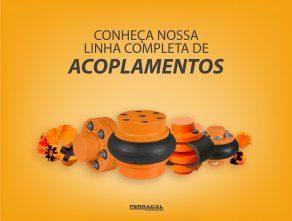 CONHEÇA NOSSA LINHA DE ACOPLAMENTOS !